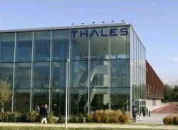 Thales Research and Technology TRT Palaiseau